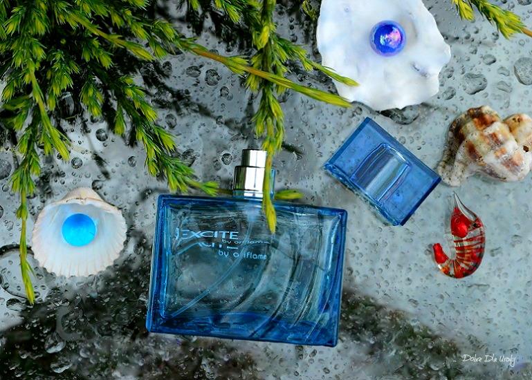 Woda toaletowa Excite by Oriflame recenzja