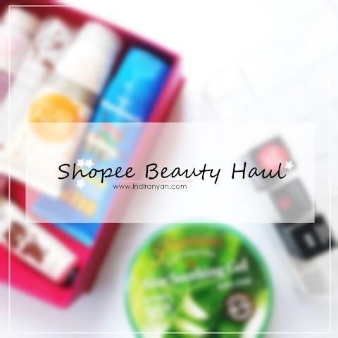 Shopee Beauty Haul