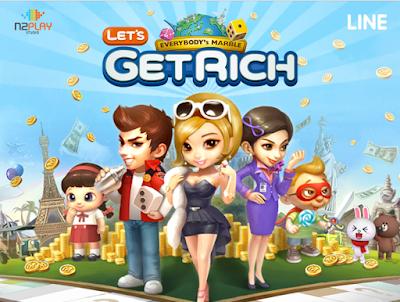 Game Online Let's Get Rich