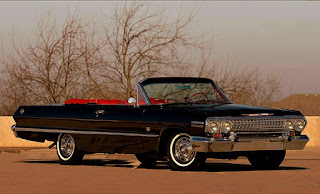 1963 Chevrolet Impala SS Convertible Front Right