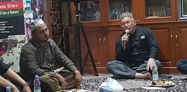 Arbain Imam Husein Dan FPI