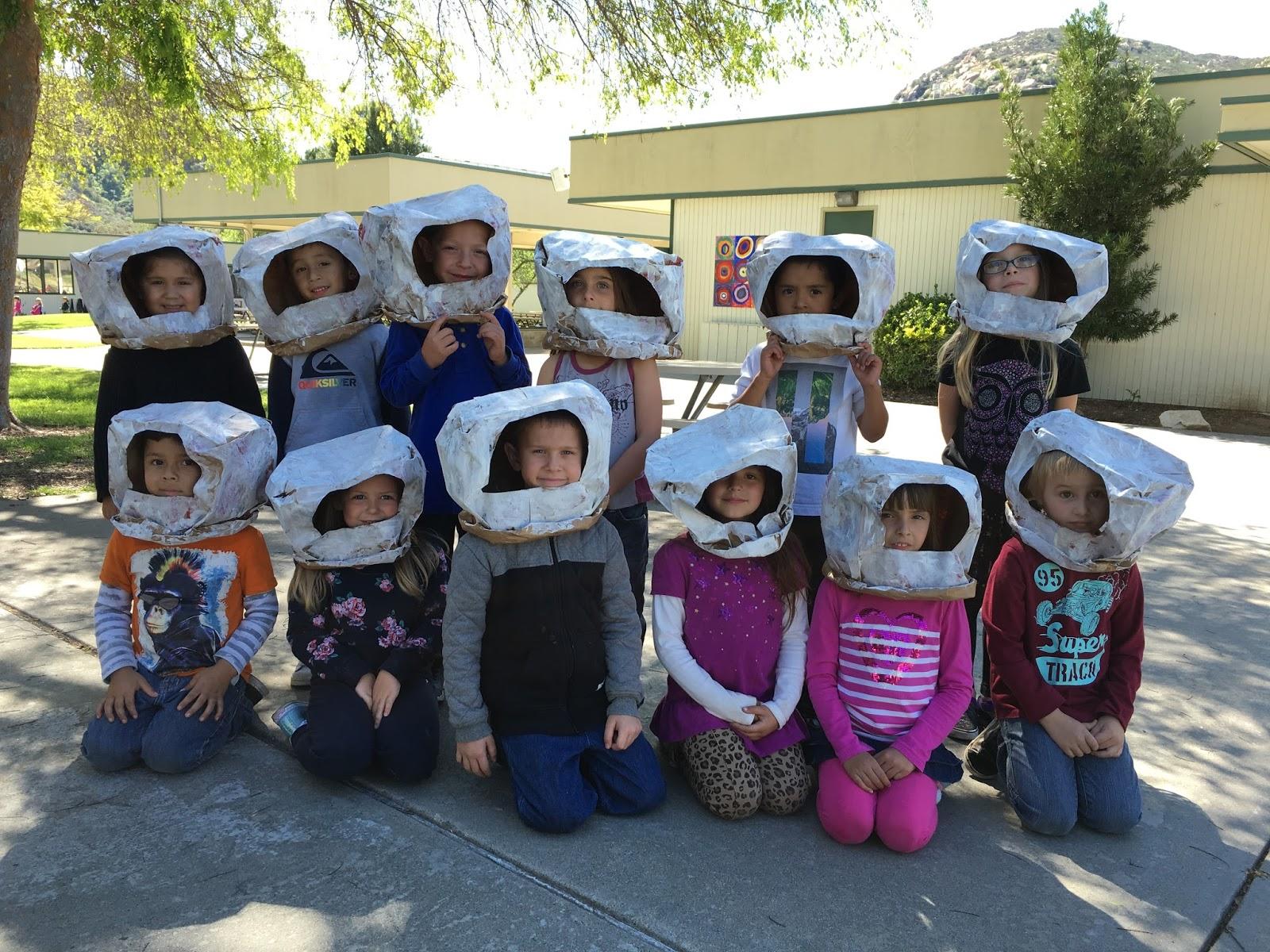 Outer Space Adventures In Kindergarten