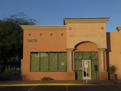 16610 North Scottsdale Road Domino's Pizza closed location