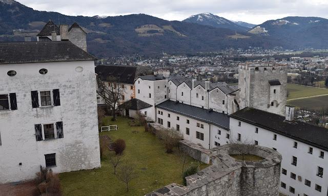 Hohensalzburg Fortress, Salzburg