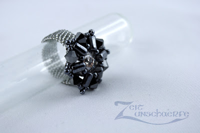 Rionnag | Ring mit Rula-Beads