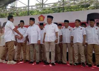 Bupati Sidrap, Jatuhkan Pilihan ke Prabowo