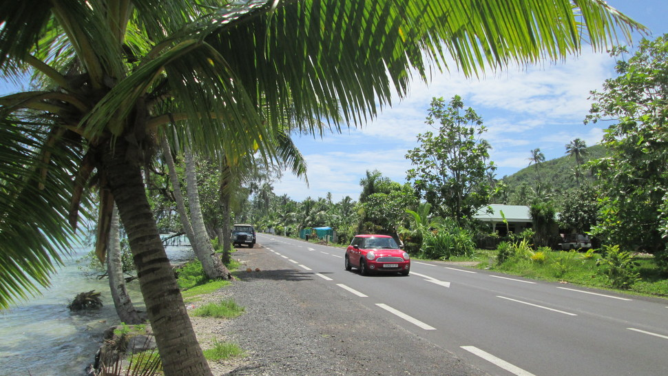 Moorea : district de Pihaena