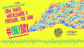 Promoção Onix Lollapalooza 2019