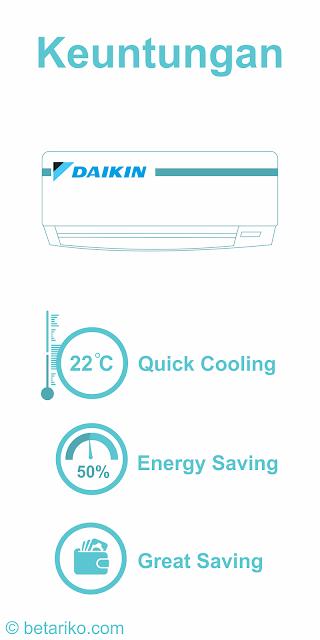 Hanya Daikin Pilihannya untuk AC Nyaman dan Hemat Energi 4