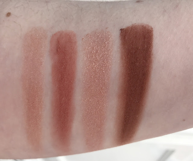 Charlotte Tilbury Pillowtalk Make-Up Collection Review Swatches