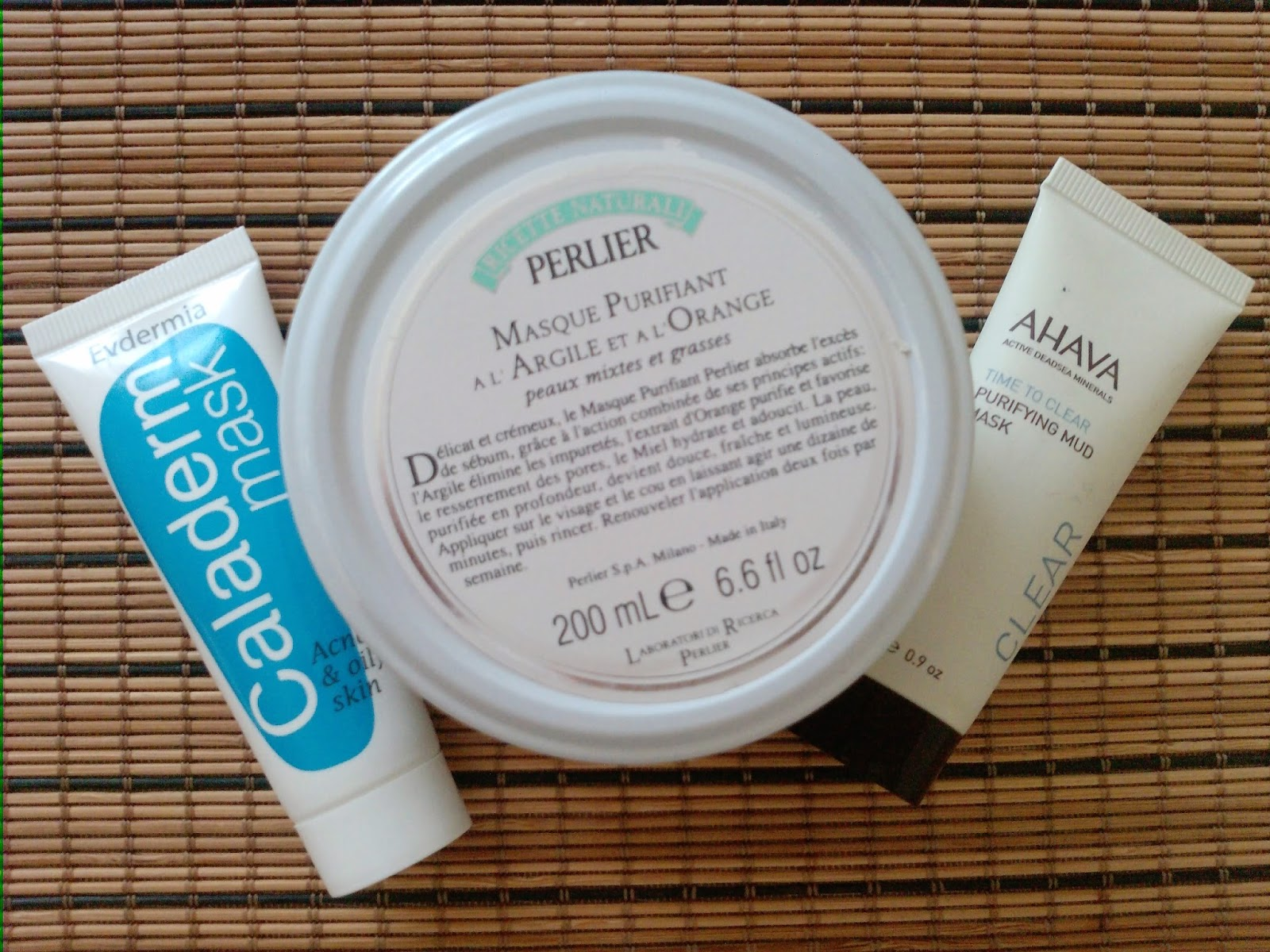 Favorite Cleansing masks