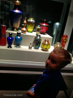 Tiffany Vases - Corning Museum of Glass