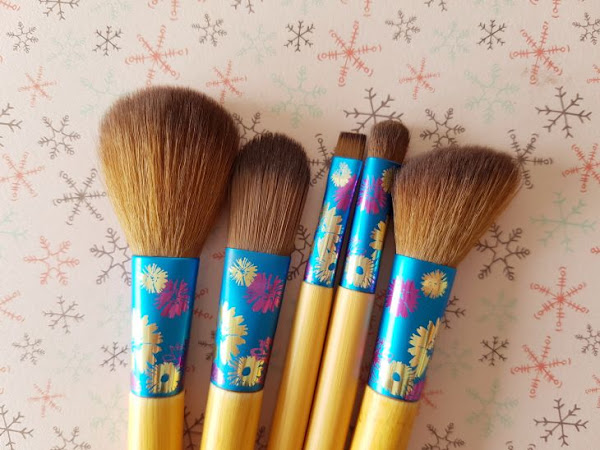 Faut-il craquer pour les pinceaux Eco Tools ?