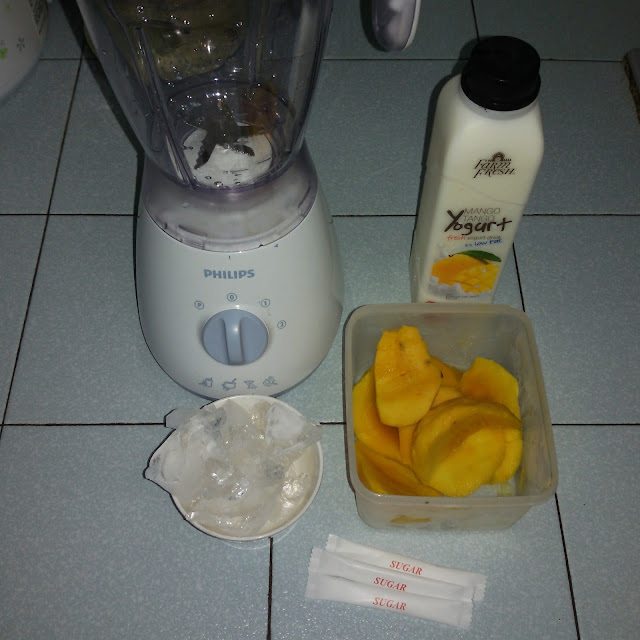 resepi mango lassi