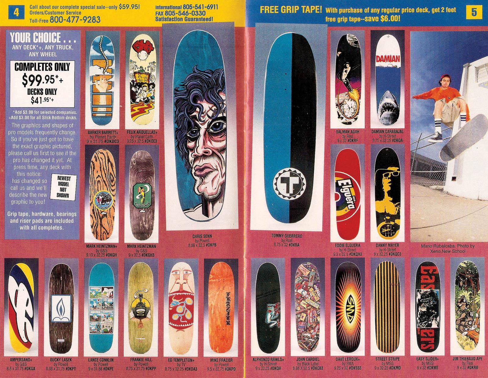 Vert Is Dead California Cheap Skates 1992