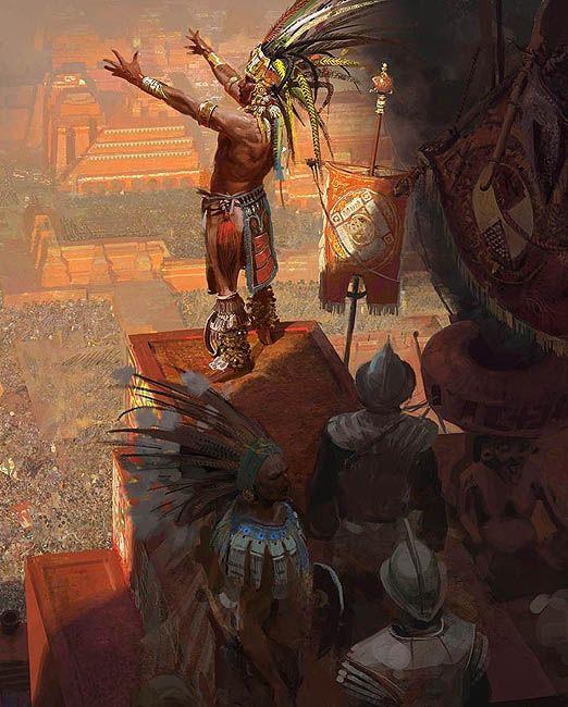 aztec vs. inca essay