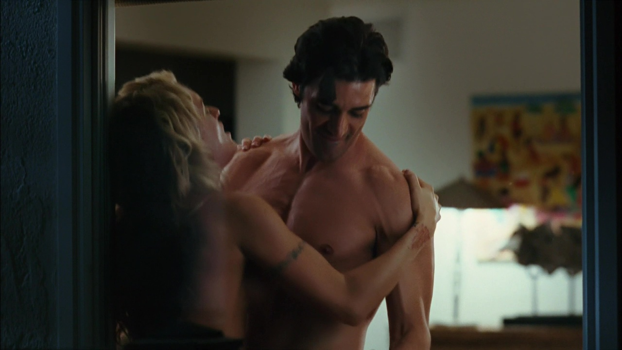 Gilles Marini Shower Scene