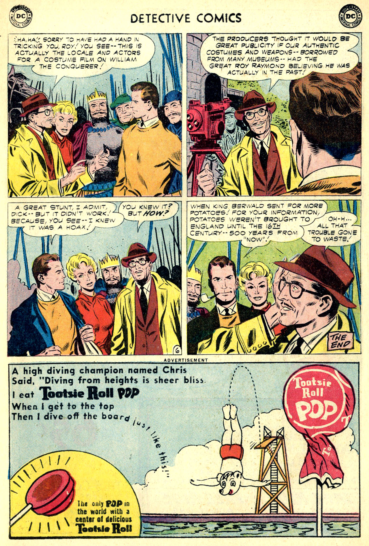 Read online Detective Comics (1937) comic -  Issue #270 - 23