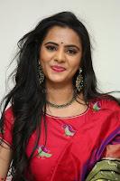Manasa in Pink Salwar At Fashion Designer Son of Ladies Tailor Press Meet Pics ~  Exclusive 29.JPG