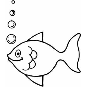 Main Library Children's Department: Fish Storytime