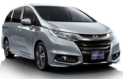 Spesifikasi Honda New Odyssey 2018