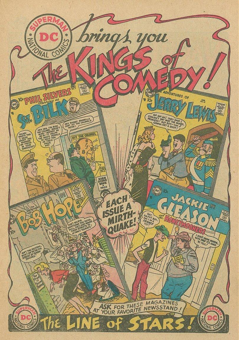 Read online World's Finest Comics comic -  Issue #92 - 9