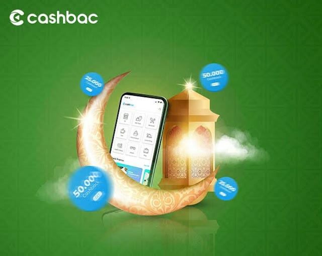Sambut Bulan Ramadhan, Cashbac Gelar Promo Ngabuburit