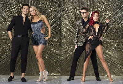 "The cast of ""Dancing with the Stars"" fall 2018"