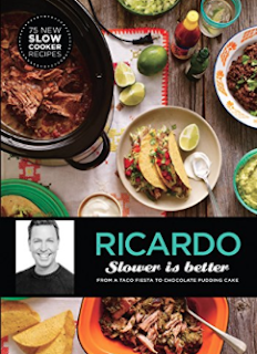 Ricardo Slow Cooker Cookbook
