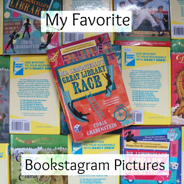 My Favorite Bookstagram Pictures