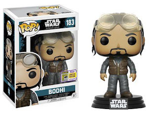 Pop! Star Wars: Rogue One - Bodhi Rook.