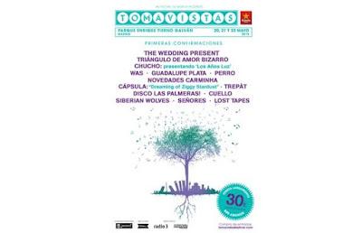 Arranca el festival de Tomavistas en mayo