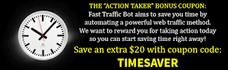 Get traffic to your blog!