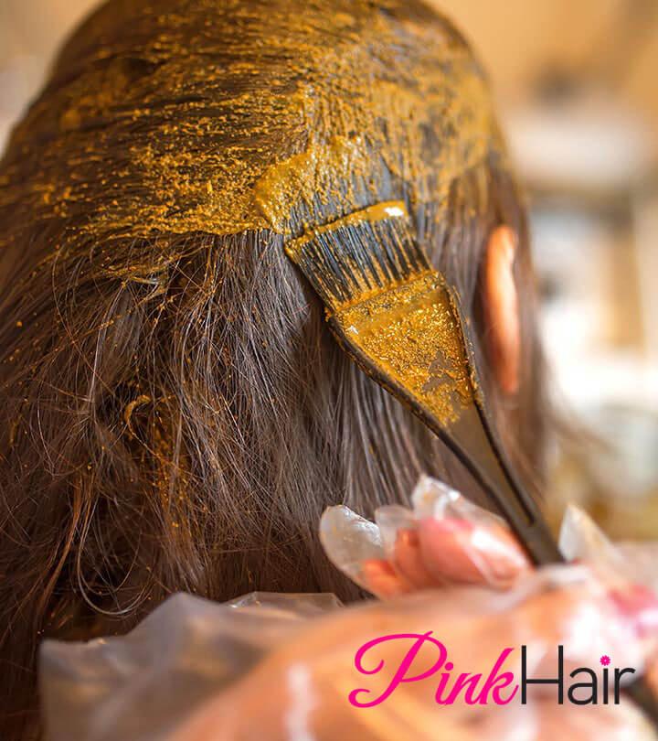 الحناء كافضل طريقة تطويل الشعر