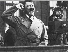 Hitler vale para todo...