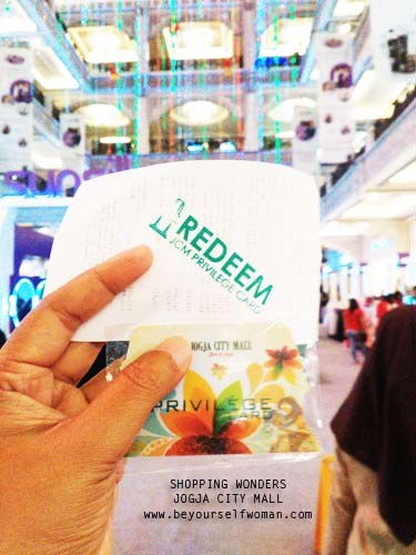 Shopping Wonders Jogja City Mall - BCA
