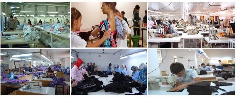 Tekstil Fason Dikim Merkezi TFDM