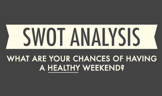 What Are Your Chances of Having a Healthy Weekend?