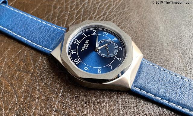 Lesablier Sport Classic Blue Sunburst