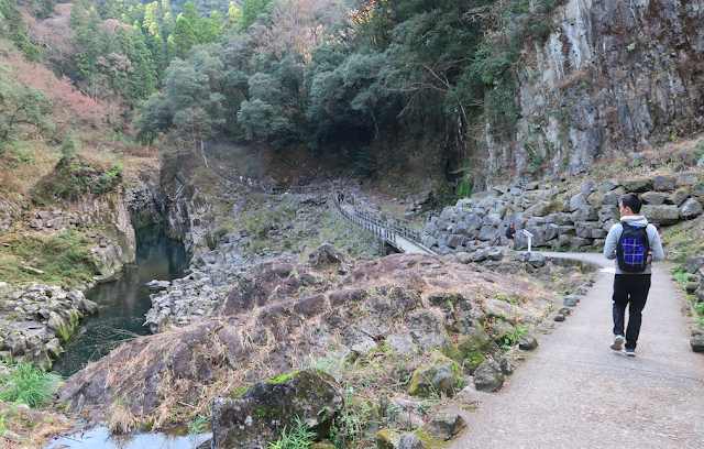 How to go to Takachiho Gorge