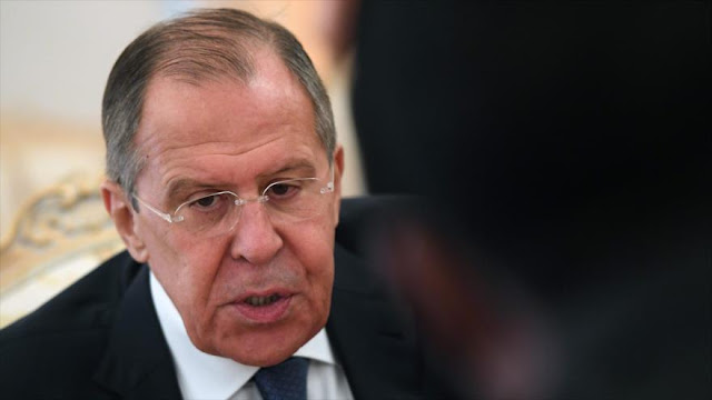 Lavrov: La OTAN es incapaz de responder al terrorismo