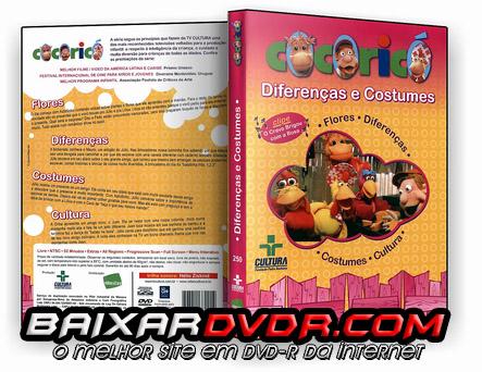 COCORICÓ DIFERENÇAS E COSTUMES (2003) DVD-R OFICIAL