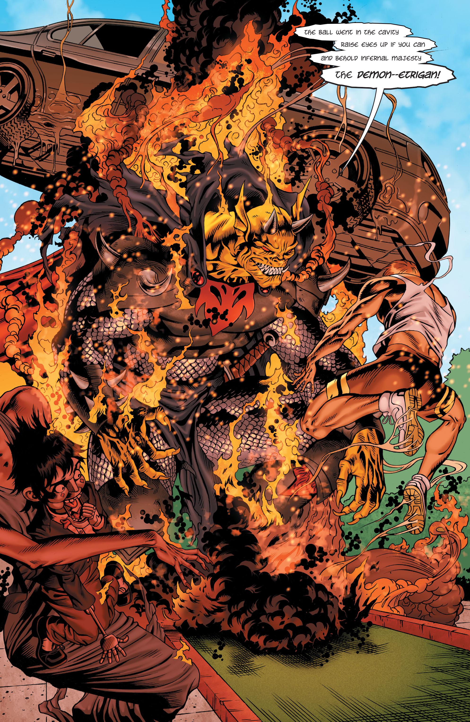 Read online Secret Six (2015) comic -  Issue #7 - 16