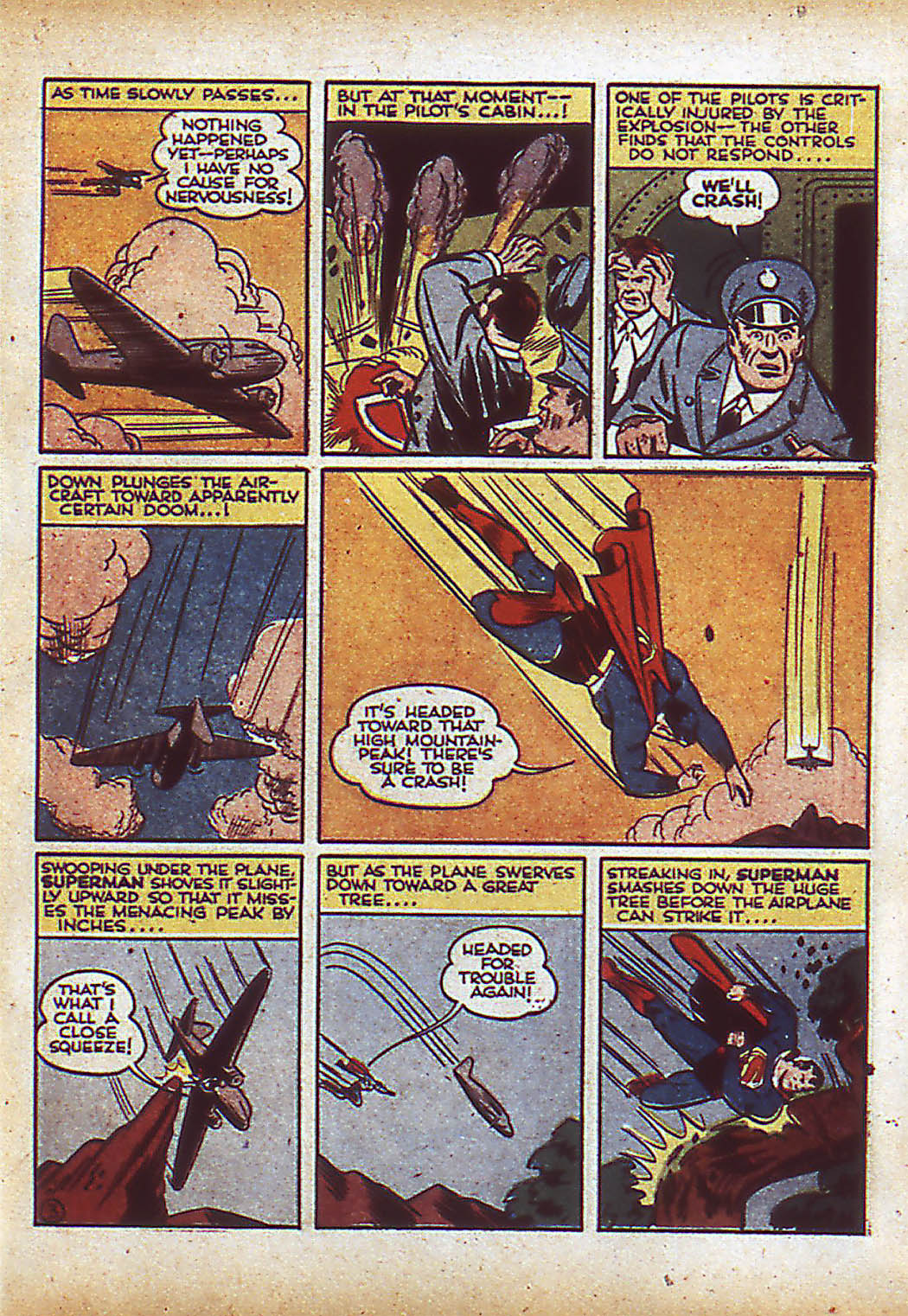 Read online Action Comics (1938) comic -  Issue #43 - 5