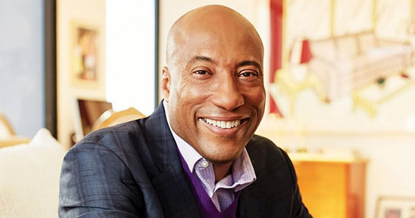 Byron Allen, founder Entertainment Studios