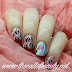 ABC Challenge: F is for Flamingo Nails