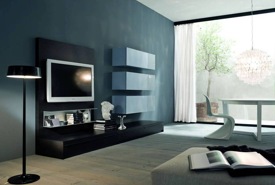 Beautiful Tv Wall Units Furnish House Dwell Of Decor