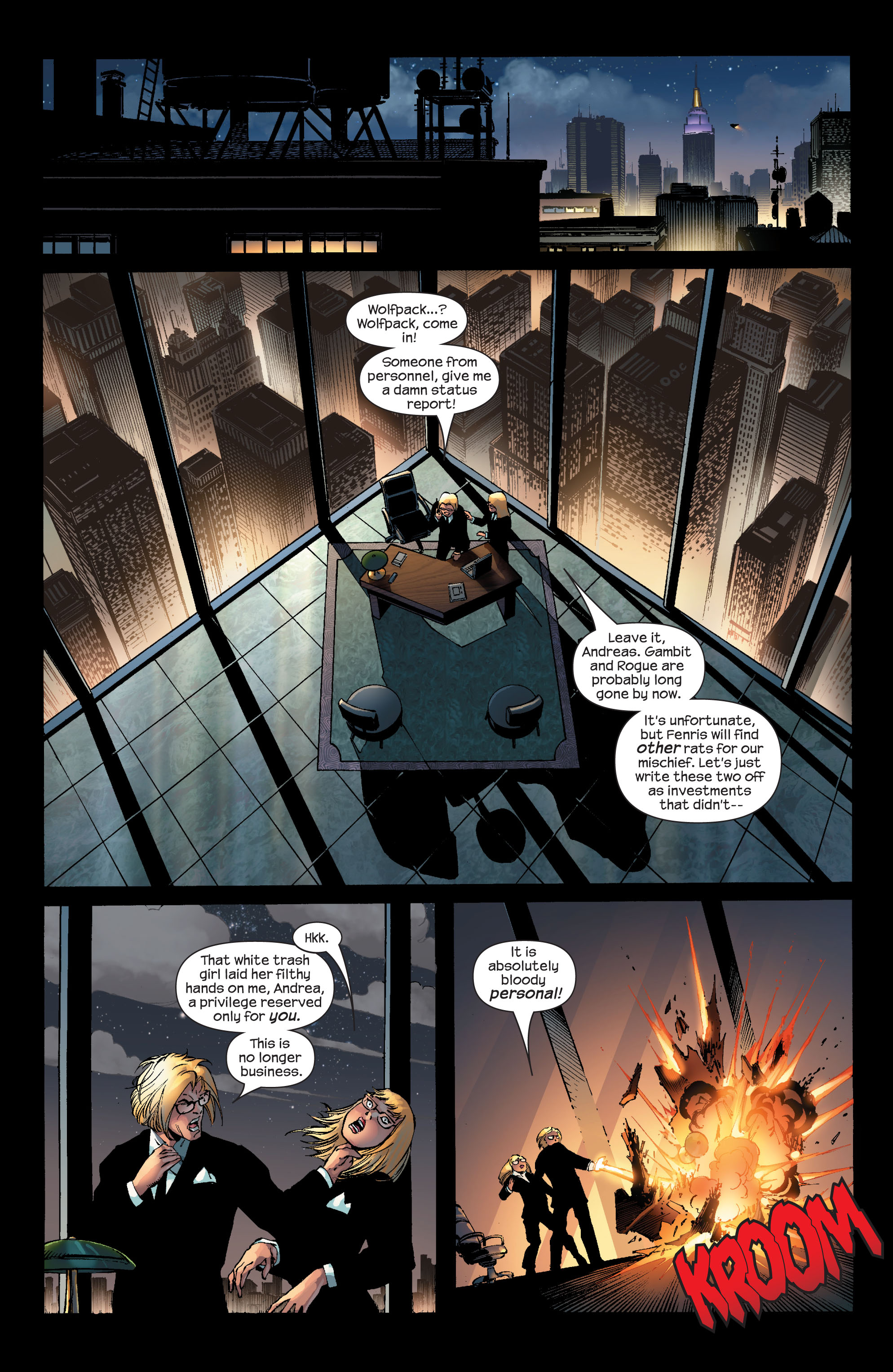 Read online Ultimate X-Men comic -  Issue #53 - 8