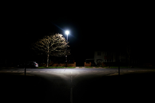 late night, night photography, urban photography, Sam Freek, contemporary, art, England, quiet, town,