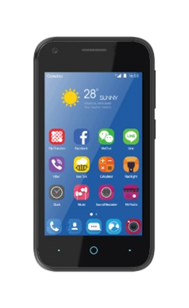 app zte blade l110 lcd Time: